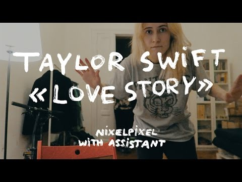 Taylor Swift — Love Story | nixelpixel