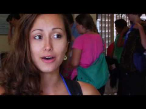 Summer Orientation at Tulane University Video
