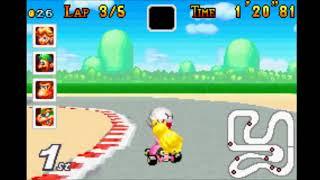 Vamo a Jugar: Mario Kart Super Circuit - Pistas de SNES Copa Estrella 50cc