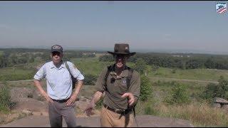 Facebook Live: Little Round Top at Gettysburg