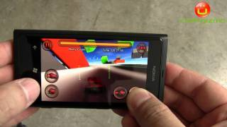 Nokia Lumia 800 Gaming (HD 720p)