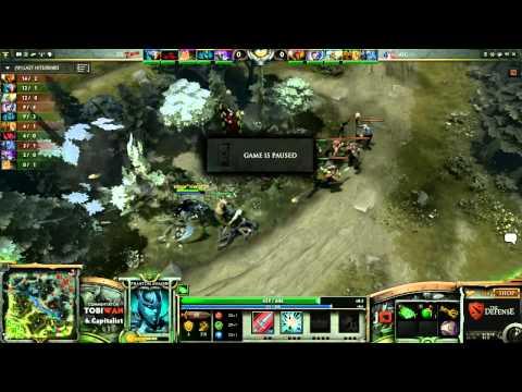 4FC vs zRage Game 2   The Defense 4 DOTA 2   TobiWan