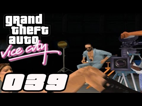 Grand Theft Auto Vice City #039 - XXX und Wasserflugzeug [Let´s Play][HD] klip izle
