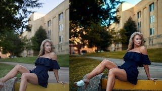 Photoshop Tutorial: Awesome Natural Light Portrait Editing (Feat. Ernesto Sue)