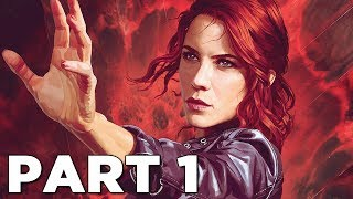 CONTROL Walkthrough Gameplay Part 1 - INTRO (FULL GAME)