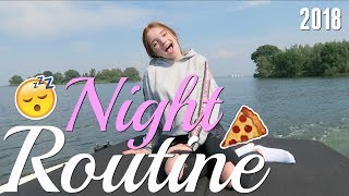 SCHOOL NIGHT ROUTINE! (Scarlett)