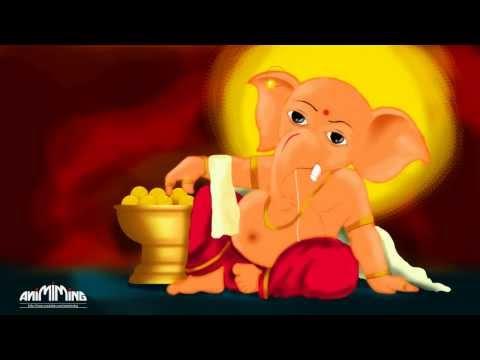 Ganpati Bappa Morya Mangalmurti Morya video