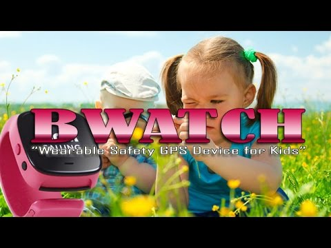 Top Child Tracking GPS Watch