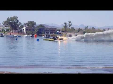 Top Fuel Race, Lake Havasu City, Arizona