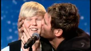 I Have Nothing by Jack Vidgen singing on Australia