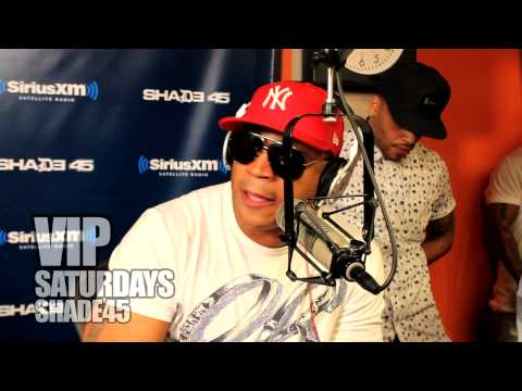 LL Cool J Previews Song; Talks 'G.O.A.T. 2′