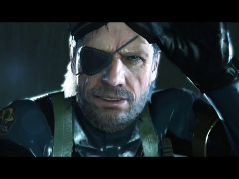 Metal Gear Solid Ground Zeroes Trailer
