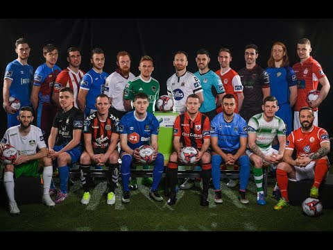 Behind the Scenes - SSE Airtricity League launch