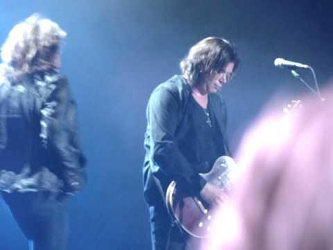Europe - Sign Of The Times #2/2 (live @ Hovet, Stockholm, SWEDEN 28.12.2009)