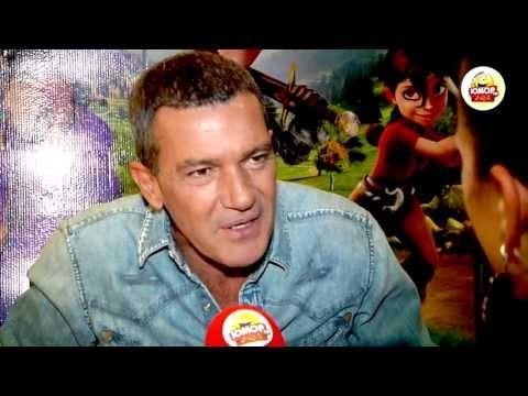 Интервью с Антонио Бандерасом для ЮМОР FM
