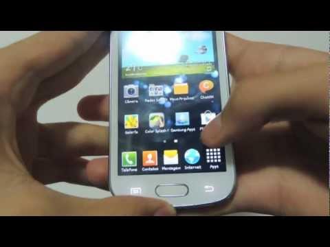 iDroid Brasil-- Como deixar o Galaxy S Duos Mais Rapido!