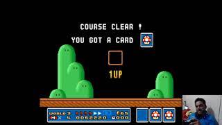 Super Mario Bros 3        Tercera parte
