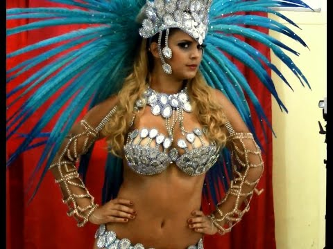 Brazilian Fashion Shoot: Carnival Style