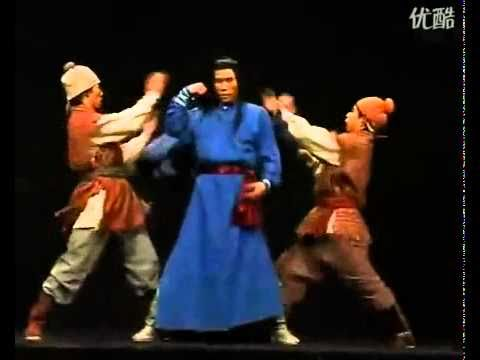 IBM China eX5 kung fu fighting ( japanese puppetry ) | 2010