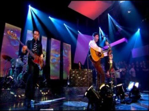 Mercury Rev In A Funny Way & Secret For A Song Live On Jools