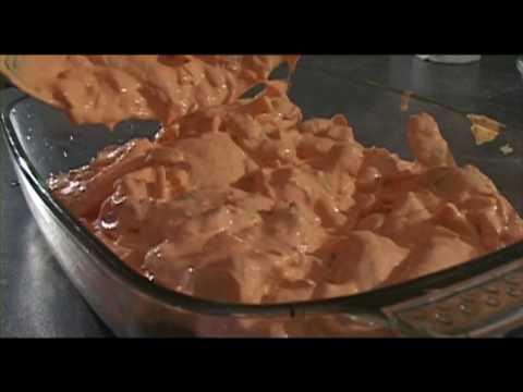 Csirkepaprikás polentával