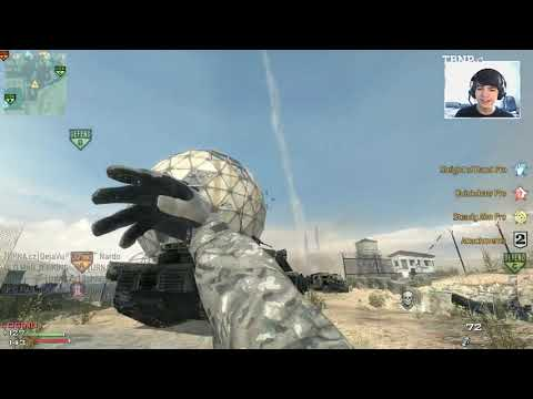 THE MOAB MAN! - MW3 - LIVE [#1]