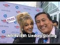 My BRAVE ENOUGH Red Carpet Premiere Interview With Lindsey Stirling mp3