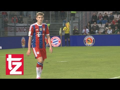 Sinan Kurt - Highlights - FC Bayern München - Erstes Spiel unter Pep Guardiola