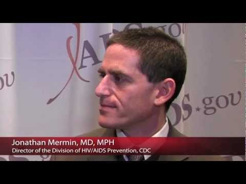 AIDS.gov at CROI 2013 – Dr. Jonathan Mermin (CDC)
