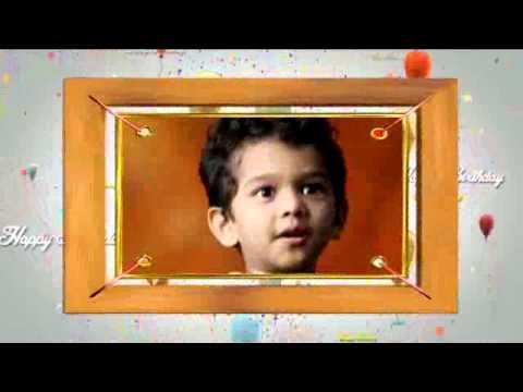 Sirulolikinche Chinni Navvule Birthday video