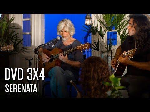 """Oswaldo Montenegro. DVD """"3x4"""": Bloco """"Serenata"""" COMPLETO"""