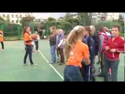 В микрорайоне Лукьяново прошли спортивные эстафеты для маленьких вологжан