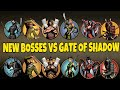 Shadow fight 2  Gate of Shadow vs New Boss