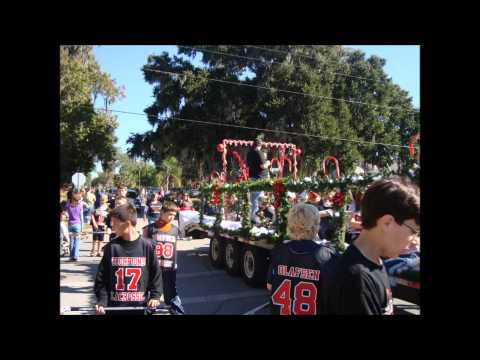 Clermont FL Christmas Parade 2010 - How many people do you know?
