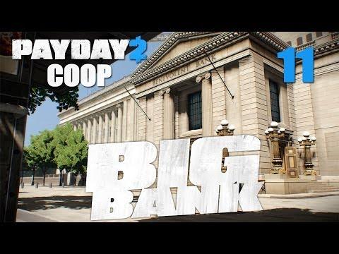 Payday 2 DLC The Big Bank - Прохождение pt11 (Финал)