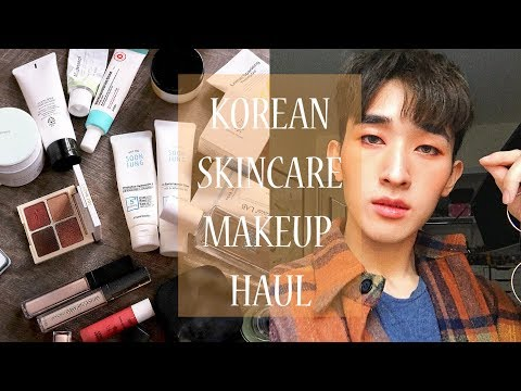 WHAT TO BUY IN KOREA! HUGE Skincare + Makeup Haul!