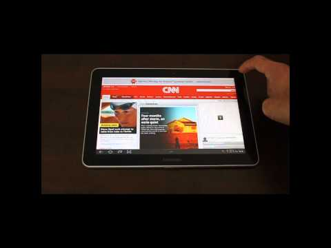 Samsung Galaxy Tab 10.1 Features. Tips. and Tricks