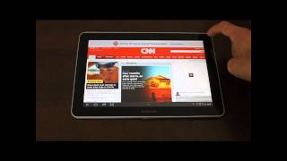 Samsung Galaxy Tab 10.1 Features, Tips, and Tricks