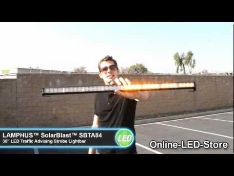 LAMPHUS® SolarBlast™ 36
