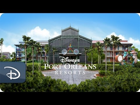 Disney's Port Orleans Resorts | Walt Disney World | Disney Parks