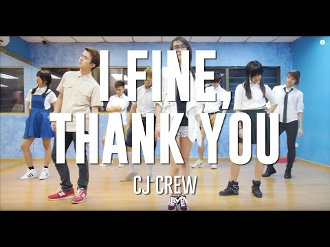 ABC ชักกระตุก [ABC Thai] - OST I Fine, Thank You, Love You. Celine Jessandra Dance Cover