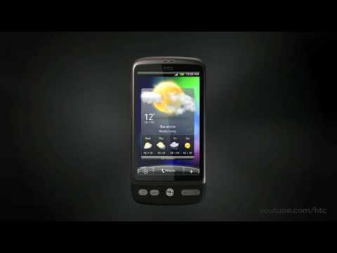 HTC Desire - First Look