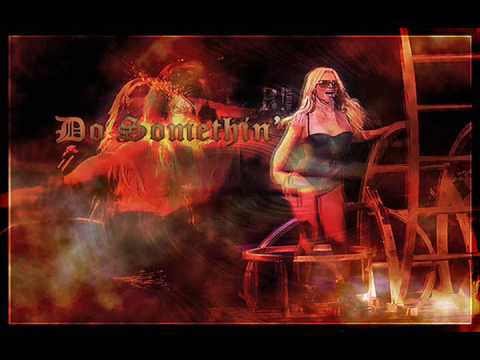 Britney Spears - Do Somethin (circus Tour Studio Version) Hq video