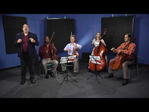 SI Book 2, String Master Class DVD Excerpt