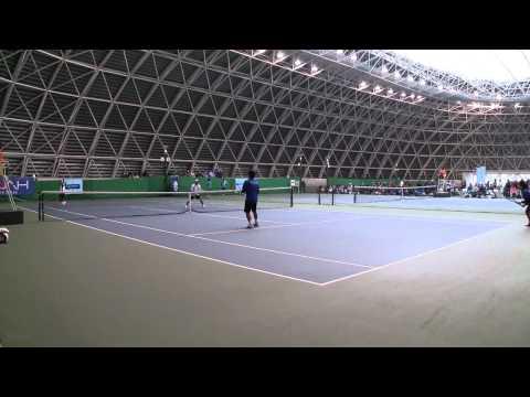 テニス日本リーグ セカンドステージ ダブルス