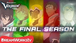 Season 8 Teaser Trailer | DREAMWORKS VOLTRON LEGENDARY DEFENDER