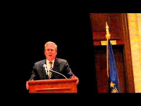Jeb Bush - Speech Intro at Education Choice Dinner