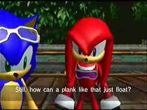The Sonic Riders Movie Part 2 Video