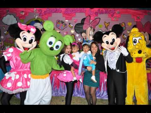 Show Infantil Minnie Coqueta