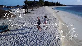 Day Break, Maldives, Veligandu, May 2017, 4k